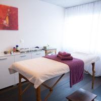 Salle de massage et de thérapie